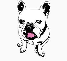 french bulldog licking his lips Unisex T-Shirt
