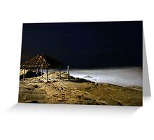 La Jolla Wind and Sea Greeting Card