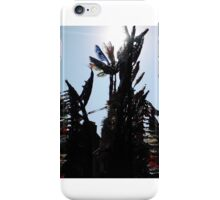 Sculpture In The Winds iPhone Case/Skin