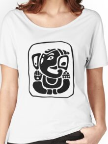 Shri Ganapati Women's Relaxed Fit T-Shirt