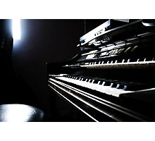 The Keyboard Photographic Print