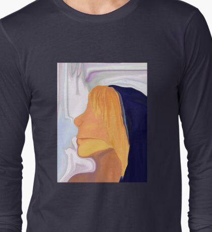 Scarred Long Sleeve T-Shirt