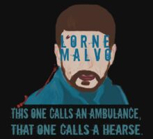This one calls an ambulance, that one calls a hearse. - Lorne Malvo - Fargo by FandomizedRose