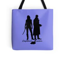 Captain Swan version 2 Tote Bag
