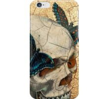 """I Can't Afford Frivolity"" series: Playing the Devil's Advocate iPhone Case/Skin"