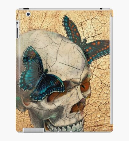 """""""I Can't Afford Frivolity"""" series: Playing the Devil's Advocate iPad Case/Skin"""