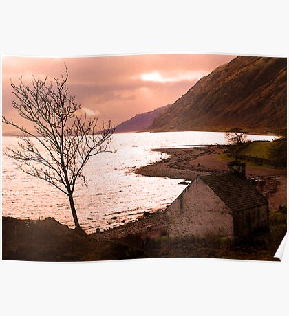 Once Upon A Time, Loch Linnhe Poster