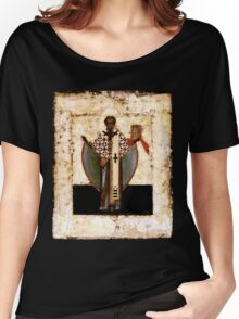 Saint James the brother of the Lord Women's Relaxed Fit T-Shirt
