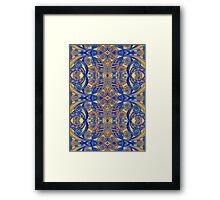 Ethnic Style Framed Print