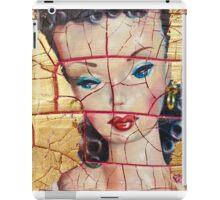"""Nothing to Fix"" (Vintage Barbie) series:IMPLOSION iPad Case/Skin"