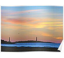 Thatcher Island Sunrise Poster