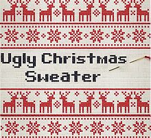 Ugly Christmas Sweater by Kyle Sanford