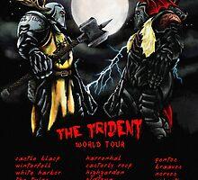 Iron Throne Tour by JamesShannon