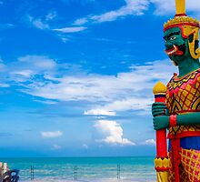 Koh Samui Warrior by Cvail73