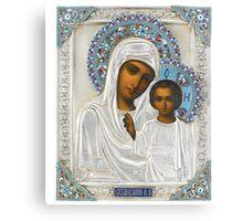 Russian icon  Canvas Print