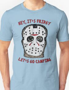 Friday Camping T-Shirt