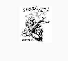 Spook Yeti, Monster P.I. Unisex T-Shirt