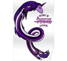 Lady Night Vale Poster