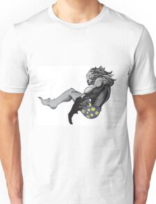 Spook Yeti, Chillin Unisex T-Shirt
