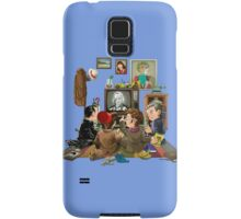 50 Years of The Doctor Samsung Galaxy Case/Skin