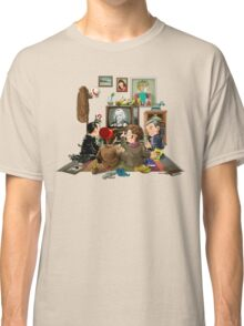 50 Years of The Doctor Classic T-Shirt