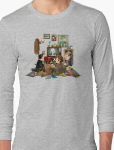 50 Years of The Doctor Long Sleeve T-Shirt