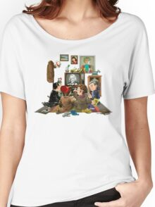 50 Years of The Doctor Women's Relaxed Fit T-Shirt