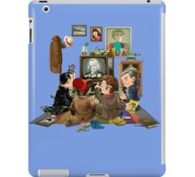 50 Years of The Doctor iPad Case/Skin