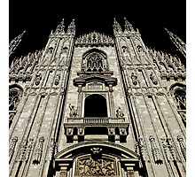 Milan Cathedral, Il Duomo Photographic Print