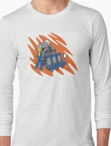 Spook Yeti, Coping Long Sleeve T-Shirt