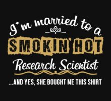 Funny Research Scientist T-shirt by musthavetshirts