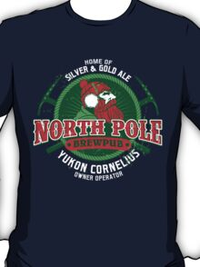 Yukon Cornelius North Pole Brewpub T-Shirt