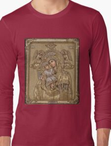 Russian icon  Long Sleeve T-Shirt