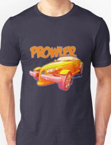 Cartoon Prowler from VivaChas Hot Rod Art! T-Shirt