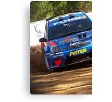 Rally SA 2007 #3 Canvas Print