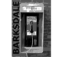 BARKSDALE Photographic Print