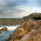 Cape St. Blaize Lighthouse by Chris Coetzee