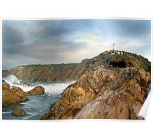 Cape St. Blaize Lighthouse Poster