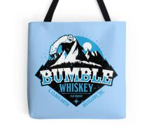 S. Claus Distillery - Bumble Whiskey Tote Bag