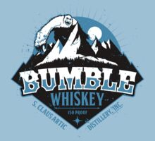 S. Claus Distillery - Bumble Whiskey Kids Clothes