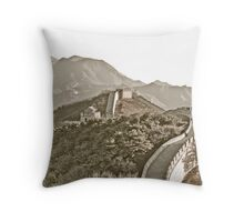 That Wall... Throw Pillow