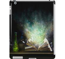 Book of Magic iPad Case/Skin