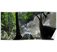 Lower Somersby Falls 4 Poster