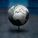 The weight of the world by Kurt  Tutschek