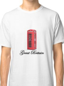 Great Britain Classic T-Shirt