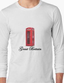 Great Britain Long Sleeve T-Shirt