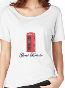 Great Britain Women's Relaxed Fit T-Shirt