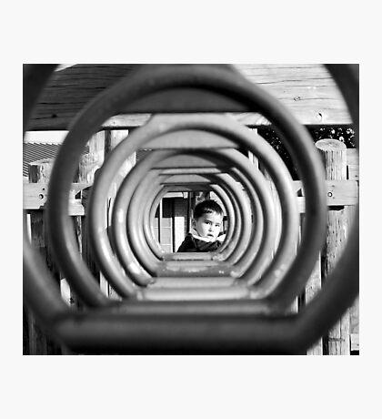 Remote Childhood 2 Photographic Print
