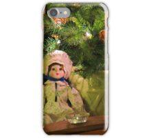 Christmas Doll iPhone Case/Skin