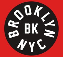 Brooklyn - NYC  One Piece - Short Sleeve